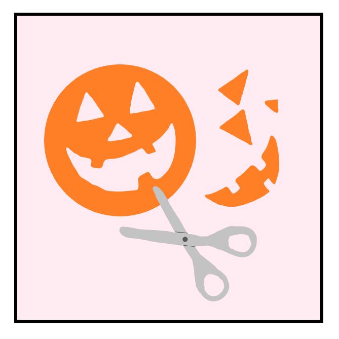Halloween Bingo Craft